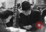 Image of Bond rally New York United States USA, 1944, second 36 stock footage video 65675043434