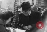 Image of Bond rally New York United States USA, 1944, second 38 stock footage video 65675043434