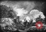 Image of American soldiers and marines battle Japanese forces in Okinawa Okinawa Ryukyu Islands, 1945, second 13 stock footage video 65675043441