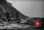Image of American soldiers and marines battle Japanese forces in Okinawa Okinawa Ryukyu Islands, 1945, second 22 stock footage video 65675043441