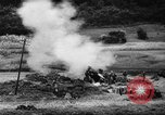 Image of American soldiers and marines battle Japanese forces in Okinawa Okinawa Ryukyu Islands, 1945, second 25 stock footage video 65675043441