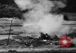 Image of American soldiers and marines battle Japanese forces in Okinawa Okinawa Ryukyu Islands, 1945, second 26 stock footage video 65675043441