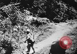 Image of American soldiers and marines battle Japanese forces in Okinawa Okinawa Ryukyu Islands, 1945, second 54 stock footage video 65675043441