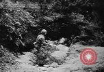 Image of American soldiers and marines battle Japanese forces in Okinawa Okinawa Ryukyu Islands, 1945, second 61 stock footage video 65675043441