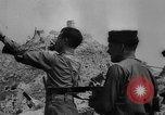Image of Allied troops Cassino Italy, 1945, second 34 stock footage video 65675043445
