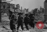 Image of Allied troops Cassino Italy, 1945, second 40 stock footage video 65675043445