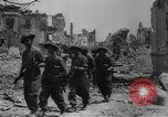 Image of Allied troops Cassino Italy, 1945, second 42 stock footage video 65675043445