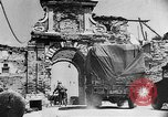 Image of King George VI Florence Italy, 1944, second 2 stock footage video 65675043451