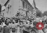 Image of King George VI Florence Italy, 1944, second 44 stock footage video 65675043451