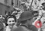 Image of King George VI Florence Italy, 1944, second 54 stock footage video 65675043451