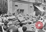 Image of King George VI Florence Italy, 1944, second 59 stock footage video 65675043451