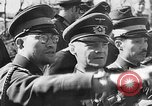 Image of Japanese and Turkish military commissions Kharkov Russia, 1943, second 15 stock footage video 65675043455