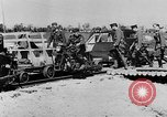 Image of Japanese and Turkish military commissions Kharkov Russia, 1943, second 25 stock footage video 65675043455