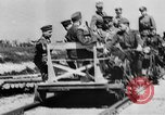 Image of Japanese and Turkish military commissions Kharkov Russia, 1943, second 28 stock footage video 65675043455