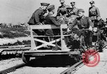 Image of Japanese and Turkish military commissions Kharkov Russia, 1943, second 29 stock footage video 65675043455