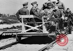 Image of Japanese and Turkish military commissions Kharkov Russia, 1943, second 31 stock footage video 65675043455