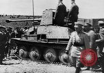 Image of Japanese and Turkish military commissions Kharkov Russia, 1943, second 49 stock footage video 65675043455