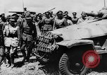 Image of Japanese and Turkish military commissions Kharkov Russia, 1943, second 50 stock footage video 65675043455