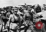 Image of Japanese and Turkish military commissions Kharkov Russia, 1943, second 52 stock footage video 65675043455
