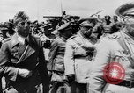 Image of Japanese and Turkish military commissions Kharkov Russia, 1943, second 54 stock footage video 65675043455