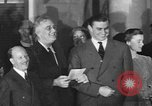 Image of Franklin D Roosevelt United States USA, 1940, second 51 stock footage video 65675043464