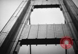 Image of Tacoma Narrows bridge collaps Tacoma Washington USA, 1940, second 31 stock footage video 65675043465