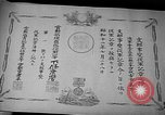 Image of Japanese officers Japan, 1940, second 38 stock footage video 65675043467