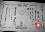 Image of Japanese officers Japan, 1940, second 39 stock footage video 65675043467