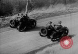 Image of British bomber and troops United Kingdom, 1941, second 28 stock footage video 65675043470