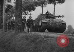 Image of German troops Luneville France, 1944, second 26 stock footage video 65675043479