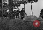 Image of German troops Luneville France, 1944, second 28 stock footage video 65675043479