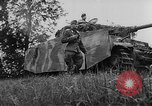 Image of German troops Luneville France, 1944, second 33 stock footage video 65675043479