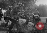 Image of German troops Luneville France, 1944, second 34 stock footage video 65675043479