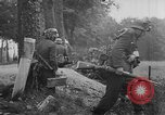 Image of German troops Luneville France, 1944, second 35 stock footage video 65675043479