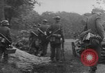 Image of German troops Luneville France, 1944, second 36 stock footage video 65675043479