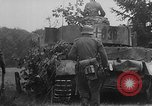 Image of German troops Luneville France, 1944, second 37 stock footage video 65675043479