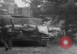Image of German troops Luneville France, 1944, second 38 stock footage video 65675043479
