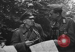 Image of German troops Luneville France, 1944, second 45 stock footage video 65675043479