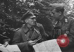Image of German troops Luneville France, 1944, second 46 stock footage video 65675043479