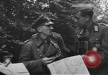 Image of German troops Luneville France, 1944, second 47 stock footage video 65675043479
