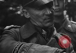 Image of German troops Luneville France, 1944, second 53 stock footage video 65675043479