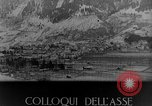 Image of Adolf Hitler Italy Brenner Pass, 1943, second 21 stock footage video 65675043482