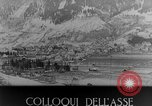 Image of Adolf Hitler Italy Brenner Pass, 1943, second 22 stock footage video 65675043482