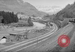 Image of Adolf Hitler Italy Brenner Pass, 1943, second 24 stock footage video 65675043482