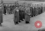 Image of Adolf Hitler Italy Brenner Pass, 1943, second 28 stock footage video 65675043482