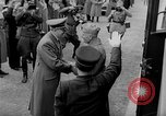 Image of Adolf Hitler Italy Brenner Pass, 1943, second 31 stock footage video 65675043482