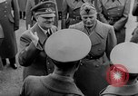 Image of Adolf Hitler Italy Brenner Pass, 1943, second 36 stock footage video 65675043482