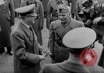 Image of Adolf Hitler Italy Brenner Pass, 1943, second 37 stock footage video 65675043482