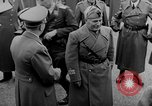 Image of Adolf Hitler Italy Brenner Pass, 1943, second 38 stock footage video 65675043482