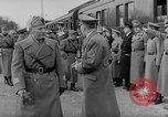 Image of Adolf Hitler Italy Brenner Pass, 1943, second 40 stock footage video 65675043482